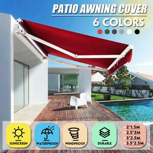 Toldos Shade Fabric Pergola Cover que puedes comprar on-line – Los más vendidos