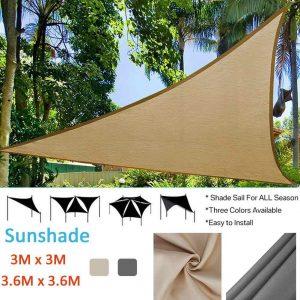 Ya puedes comprar por Internet los Toldos Cubierta Sombra Ligera Protección
