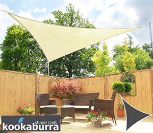 La mejor recopilación de Toldos Kookaburra Marfil Triangular Transpirable para comprar Online