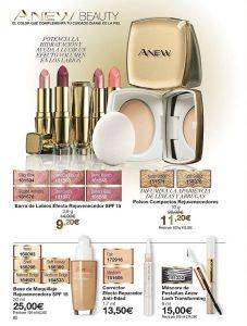 Opiniones de Base maquillaje antiedad Anew shell para comprar en Internet