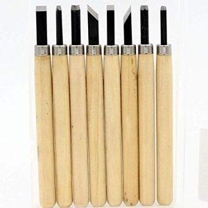 Opiniones de herramientas tallado cinceles cuchillo bricolaje para comprar por Internet