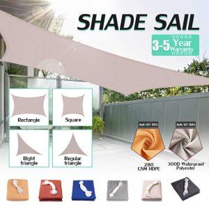 La mejor recopilación de Toldos Rectángulo Protector Sombrilla sombreado para comprar On-line