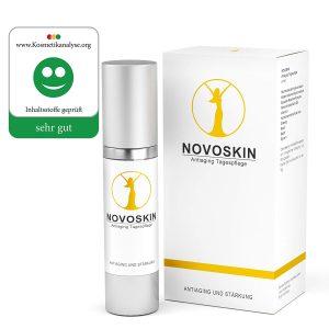 Aquí tienes la crema hidratante novoskin hydractin® provitamina que buscas