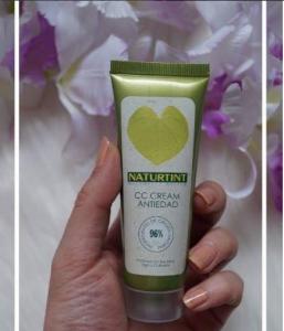 La mejor lista de naturtint cc cream antiedad para comprar on-line