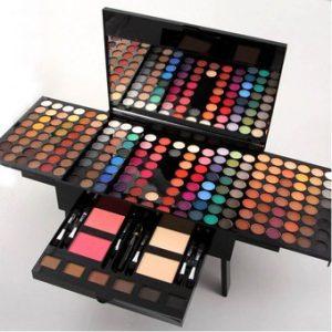 kit de maquillaje sombras que puedes comprar por Internet