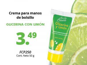 Ya puedes comprar los crema de manos limon – Los preferidos por los clientes