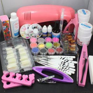 kit para uñas acrilicas que puedes comprar on-line