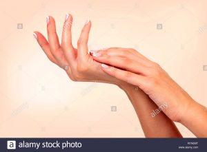 Lista de cuidado de dedos y manos para comprar