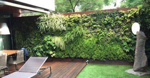 Listado de jardin vertical artificial para comprar online