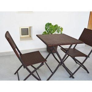 Selección de mesa y sillas plegables terraza para comprar On-line