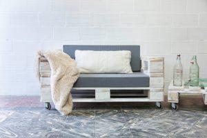 sofa palets que puedes comprar en Internet