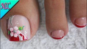 Ya puedes comprar On-line los diseño de uñas de pies