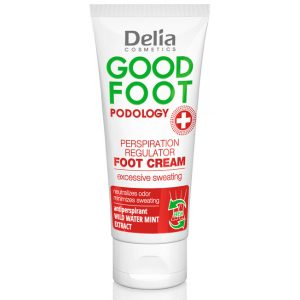 Selección de crema para sudor de pies para comprar en Internet
