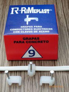 Lista de grapas para concreto para comprar