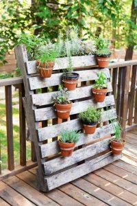 Selección de palets decoracion jardin para comprar On-line