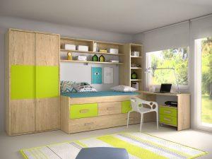 Lista de dormitorios juveniles completos baratos para comprar en Internet – Los mejores