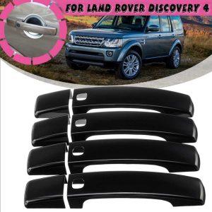 Reviews de Gloss Black Handle Covers Rover para comprar online