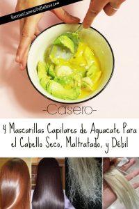 Catálogo de 4 mascarillas para cabello para comprar online