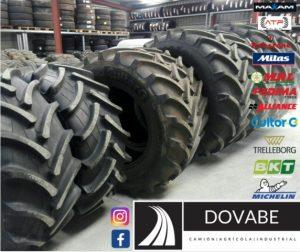 Listado de neumaticos agricolas para comprar On-line