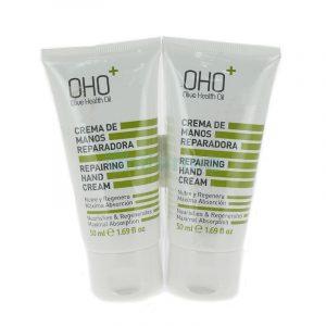 crema de manos con aceite de oliva que puedes comprar