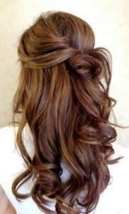 Recopilación de pelo semirecogido para comprar por Internet
