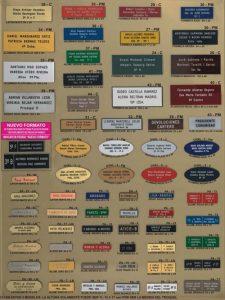 Selección de placa buzon para comprar On-line – Los Treinta preferidos