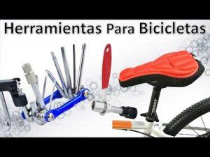 herramientas para bicicletas que puedes comprar on-line