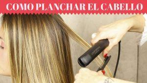 Catálogo de plancha para el pelo en forma de cepillo para comprar online