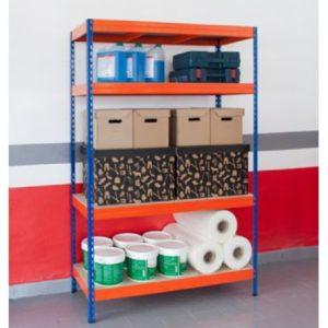 La mejor selección de estanterias metalicas con tornillos para comprar