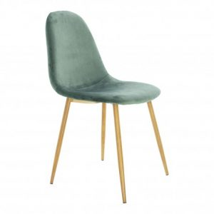 Lista de sillas terciopelo para comprar en Internet