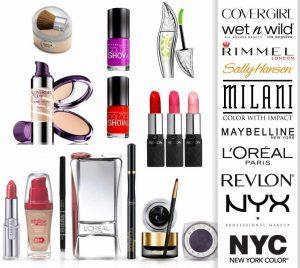 Catálogo de marcas de maquillajes para comprar online