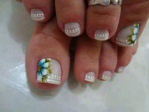 Ya puedes comprar por Internet los modelos de uñas de los pies
