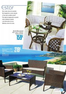 muebles de jardin hipercor disponibles para comprar online