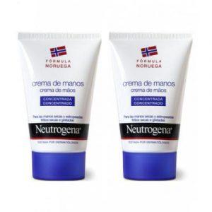 Listado de crema de manos concentrada neutrogena para comprar online