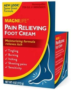 Selección de crema dolor de pies para comprar online