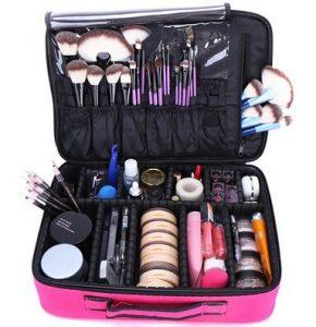 La mejor lista de bolsa maquillaje para comprar online – Los mejores