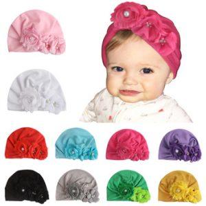 Lista de turbantes de flores para comprar online – Los más solicitados