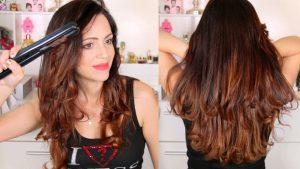 Recopilación de ondular el pelo con plancha para comprar On-line