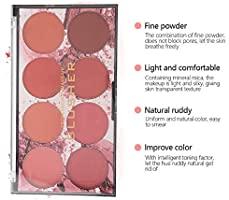 Catálogo de Colorete Maquillaje Hidratante Profesional Natural para comprar online