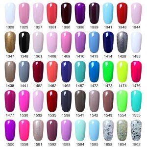 Lista de laca de uñas semipermanente para comprar on-line – Los favoritos