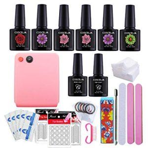Lista de uñas permanentes kit para comprar online