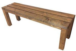 Listado de bancos de madera para interior para comprar On-line – Los preferidos por los clientes