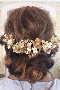 La mejor selección de recogidos de pelo con flores para comprar Online – Los más vendidos