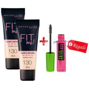 El mejor listado de kit de maquillaje maybelline para comprar