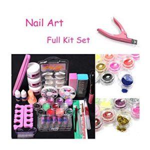 Reviews de kit uñas acrilicas amazon para comprar por Internet