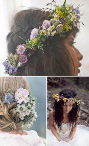 La mejor lista de arreglos de pelo para novias para comprar en Internet