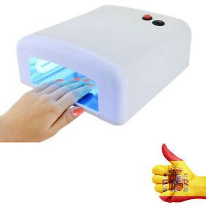 Listado de lampara uñas de gel para comprar On-line – Los más vendidos