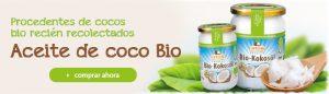 Catálogo para comprar Online aceite corporal de coco para el cabello