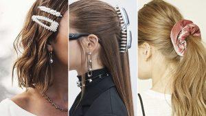 Recopilación de complementos del pelo para comprar por Internet