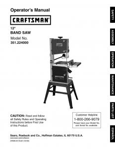 La mejor selección de sierra cinta craftsman para comprar